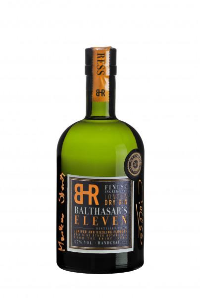 25 Jahre Storck / 150 Jahre BR Sonderedition Balthasar's Eleven London dry Gin